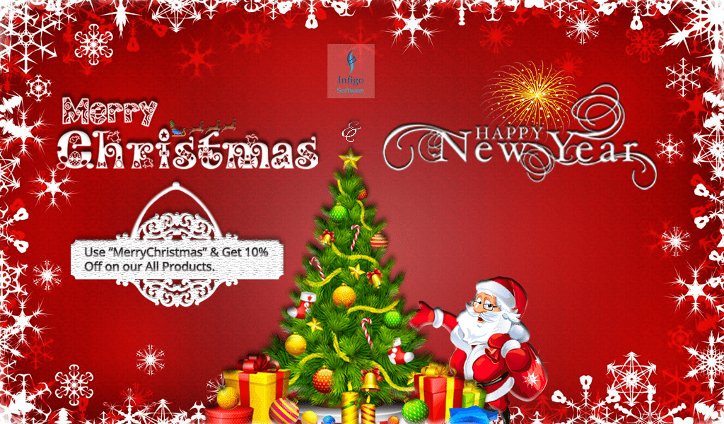 "MerryChristmas and A Very Happy New Year From ""Team Weblizar"""