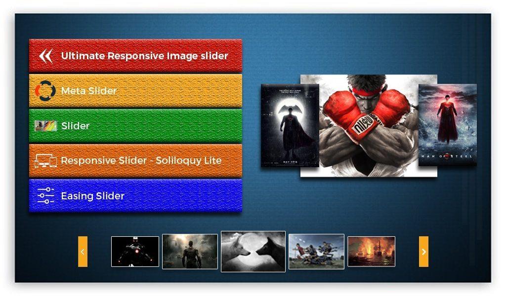 Top 5 Best Free WordPress Slider Plugins