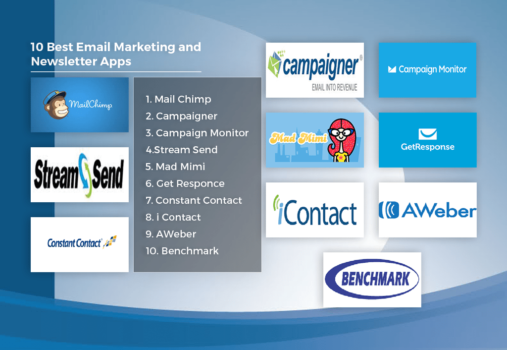 10 Best Email Marketing and Newsletter Services