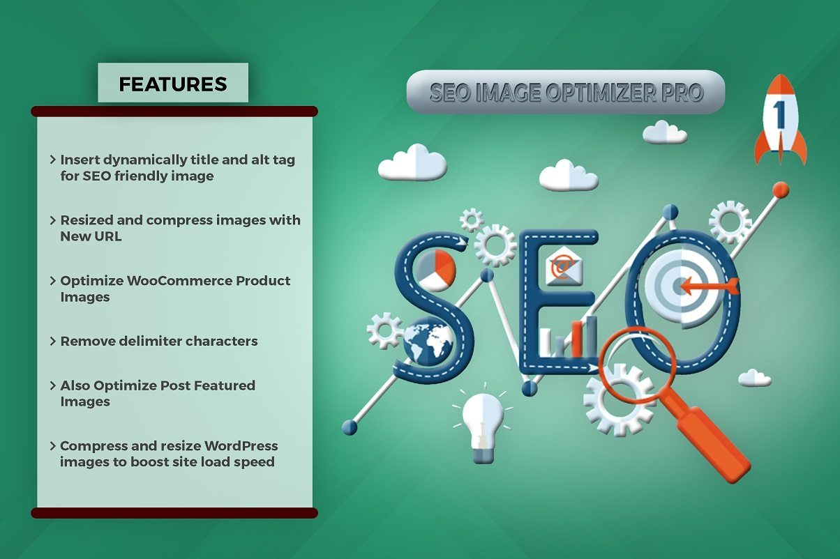 SEO Images Optimizer Pro