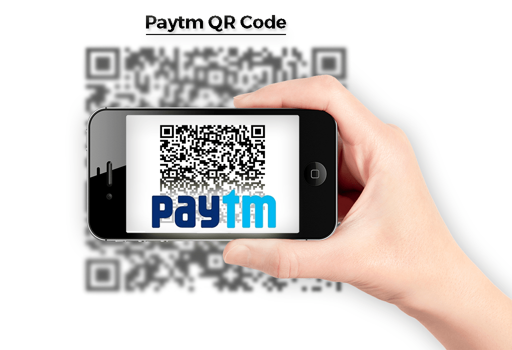 How To Get Paytm QR Code