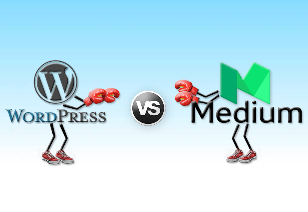 WordPress vs. Medium – Which Is The Better Choice