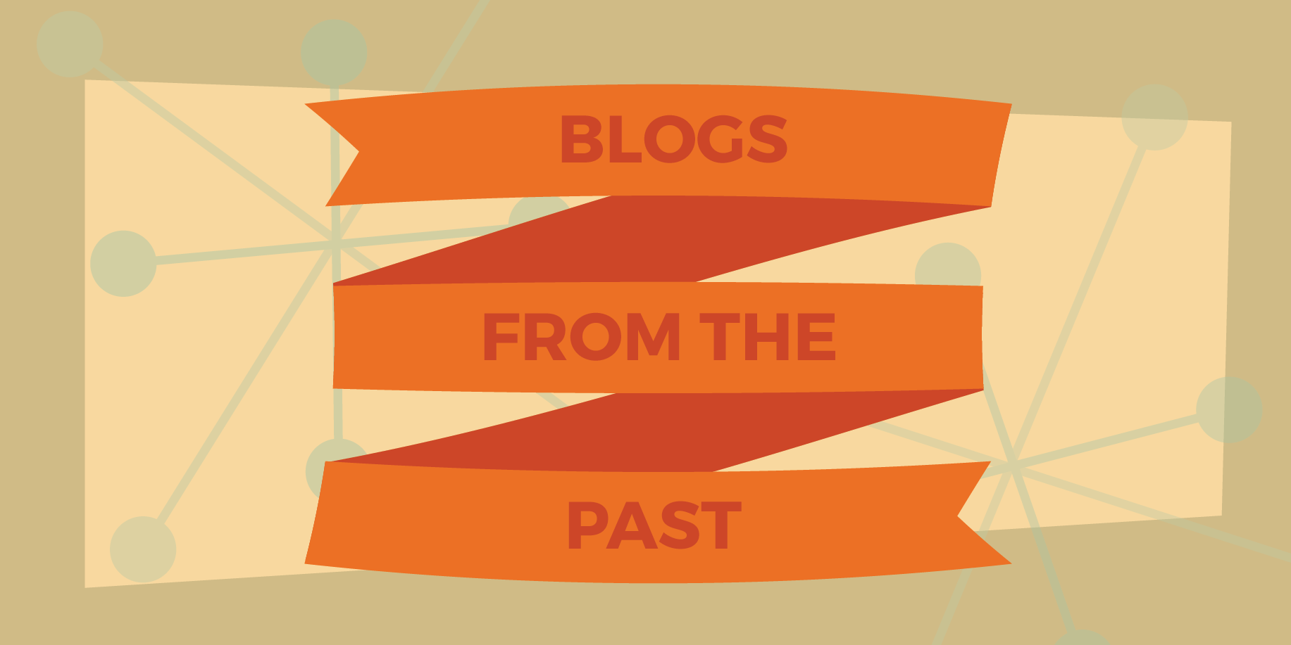 Blast From The Past – Flashback Of Blog Posts