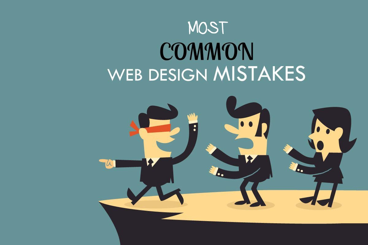 Most Common Web Design Mistakes – Coffin For A Website