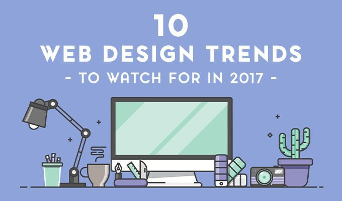Top 10 Web Design Trends