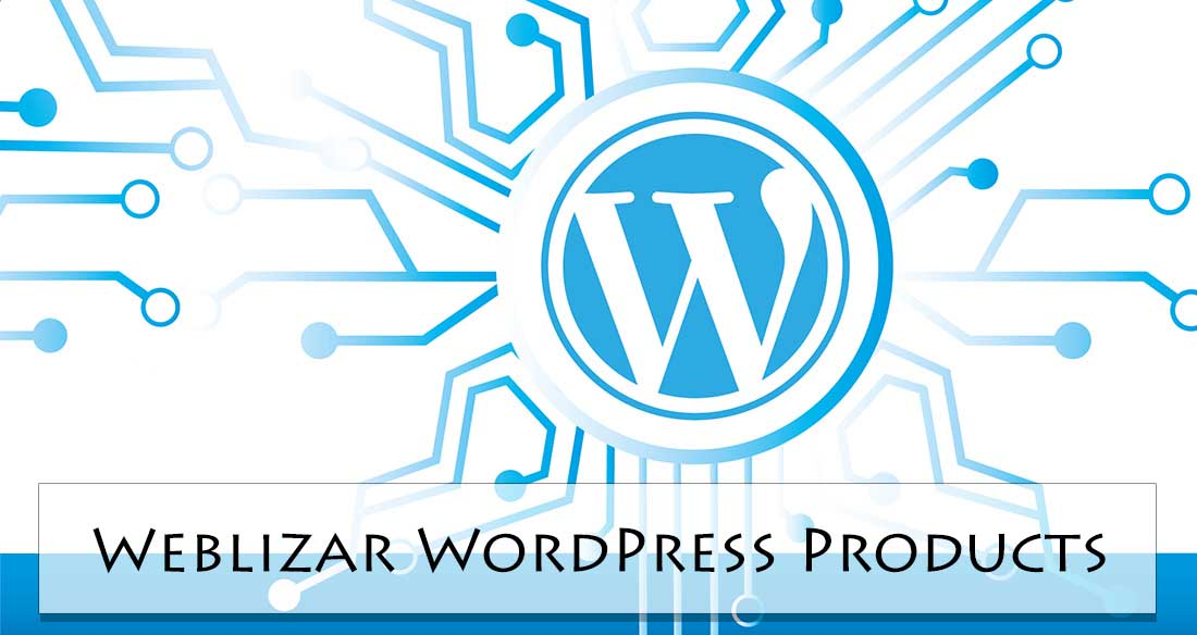 All WordPress Products At One Place – Weblizar