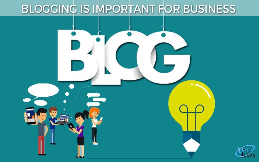 Blogging Is Important For Your Business Image
