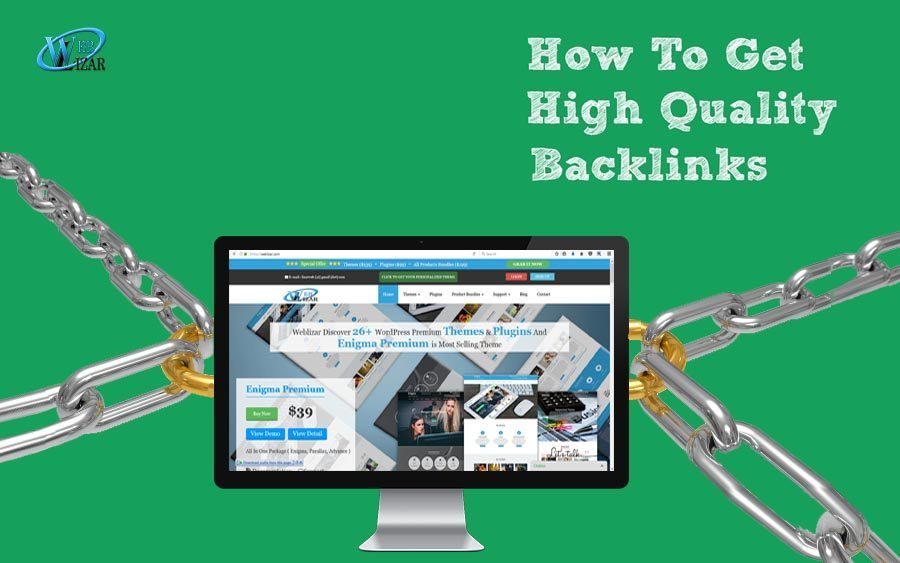 How To Make High Quality Backlinks For Your Website