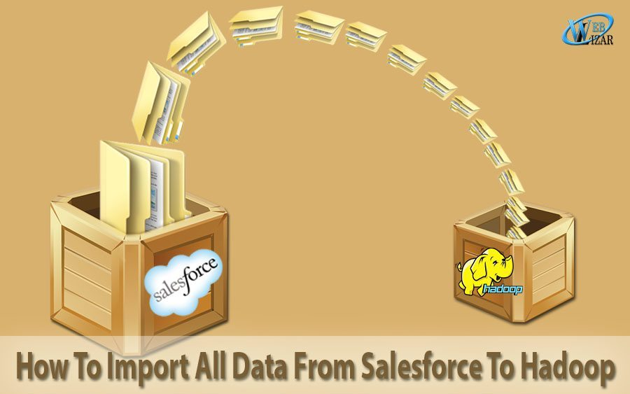 How To Import All Data From Salesforce To Hadoop