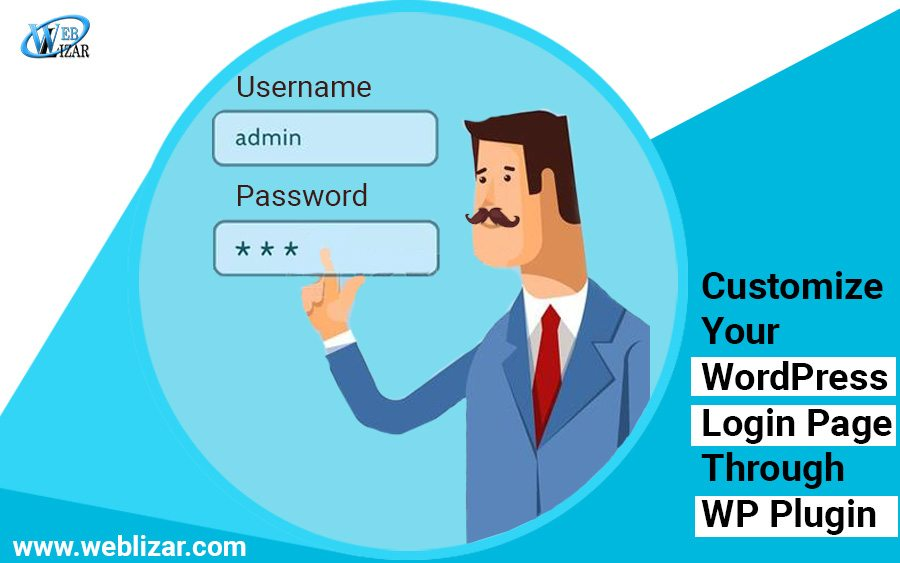 Customize Your WordPress Login Page Through WP Plugin