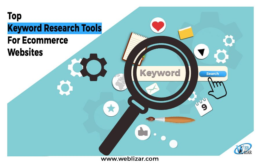 Top Keyword Research Tools For E-commerce Websites