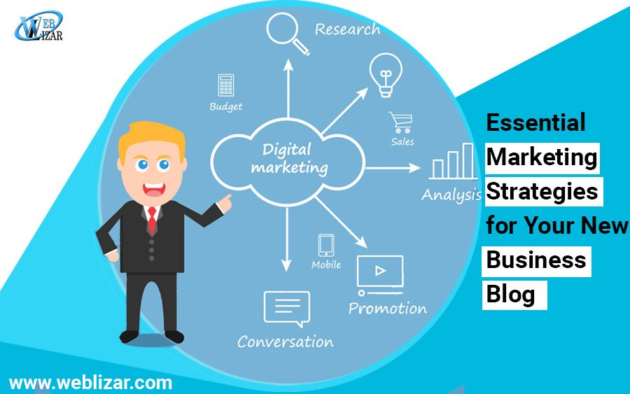 Essential Marketing Strategies for Your New Business Blog