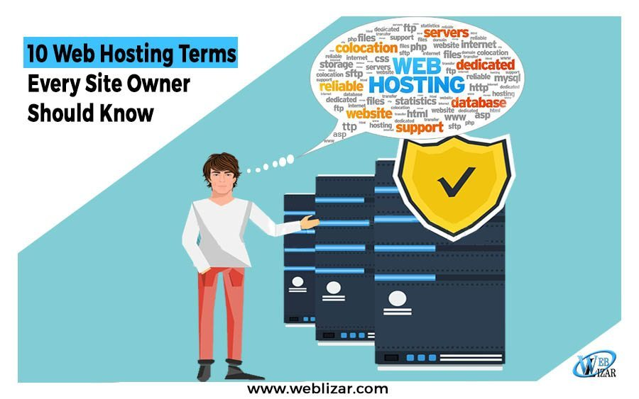 10 Web Hosting Terms Every Site Owner Should Know