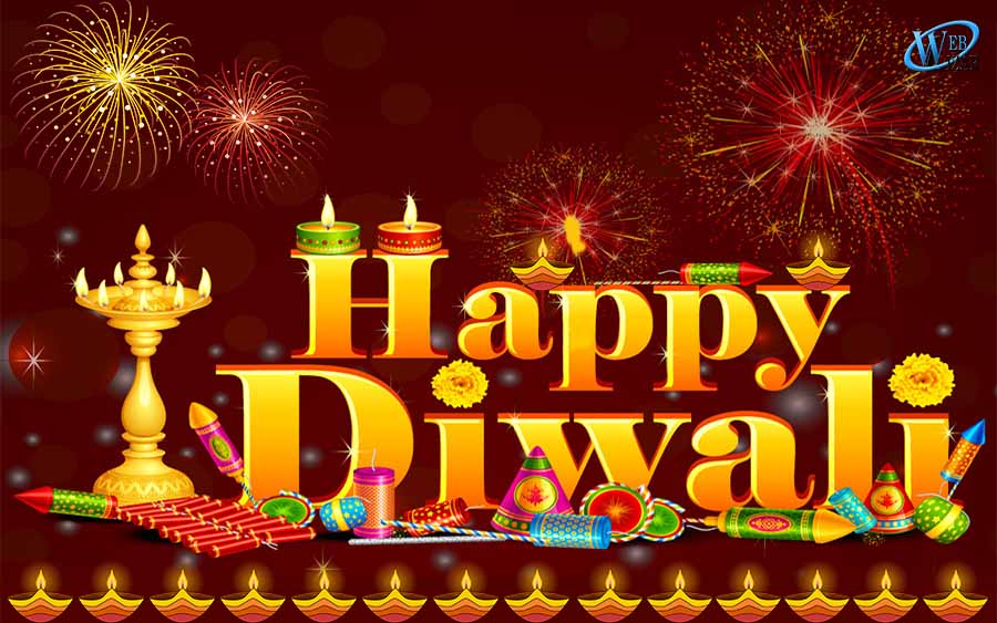 A Very Happy And Prosperous Diwali From Team Weblizar