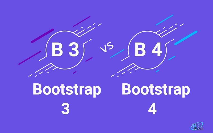 Bootstrap 3 vs Bootstrap 4 - An Overview