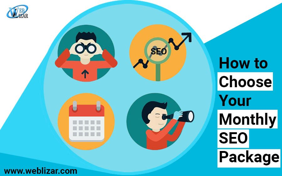 How to Choose Your Monthly SEO Package