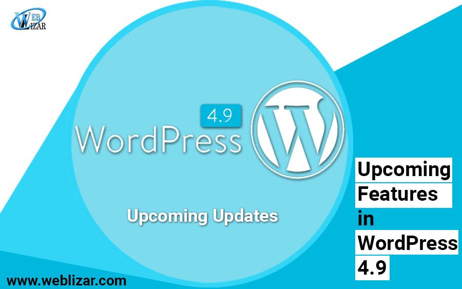 Upcoming Features in WordPress 4.9
