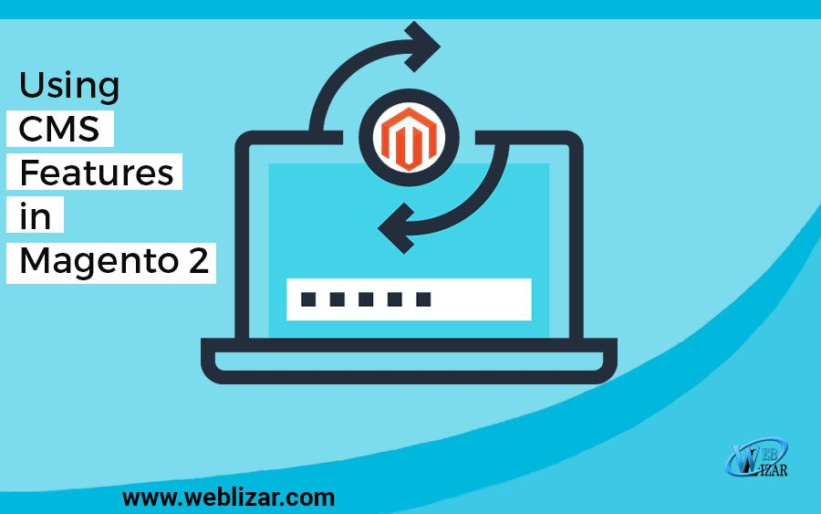 Using CMS Features in Magento 2