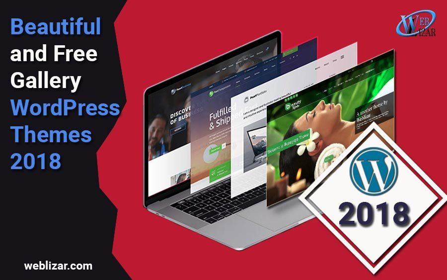 Beautiful & Free Gallery WordPress Themes 2018