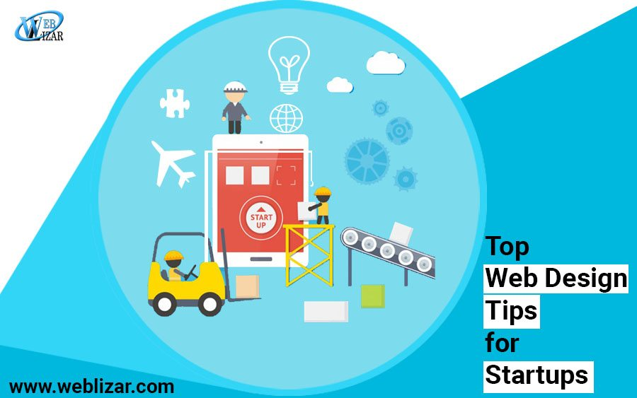 Top Web Design Tips for Startups