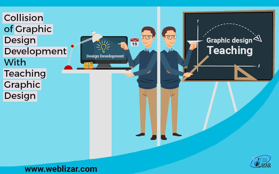 Graphic Design Development With Teaching Graphic Design