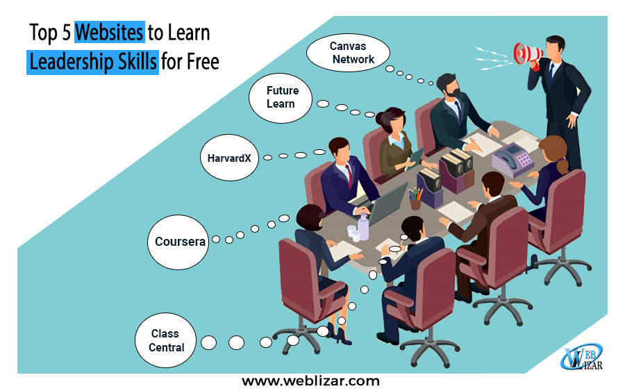 Top 5 Websites to Learn Leadership Skills For Free