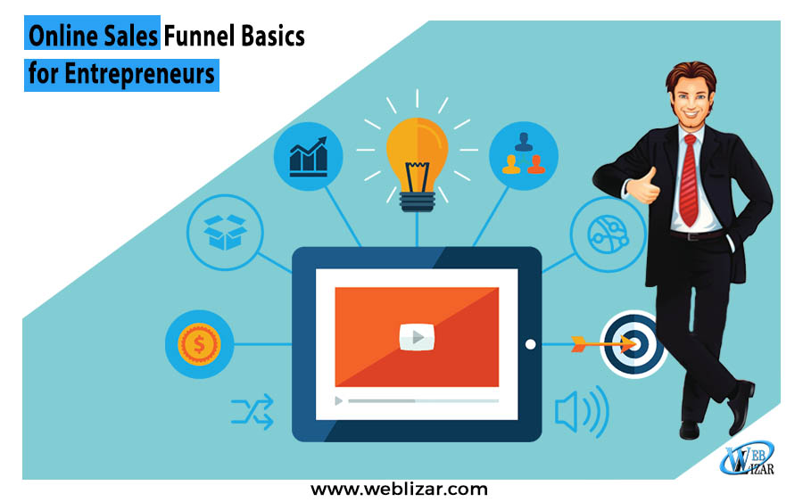 Online Sales Funnel Basics for Entrepreneurs