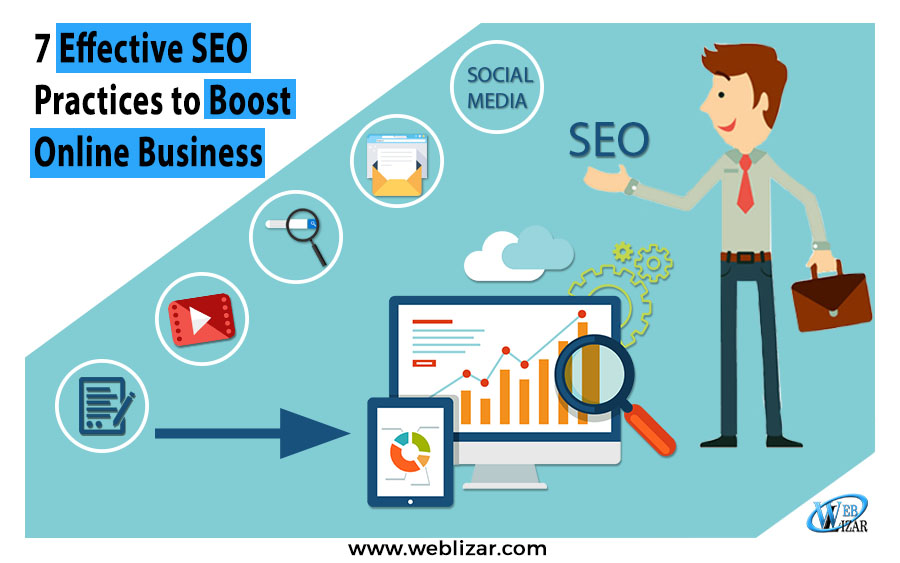 7 Effective SEO Practices to Boost Online Business