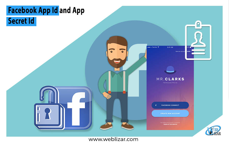 Facebook App Id and App Secret Id