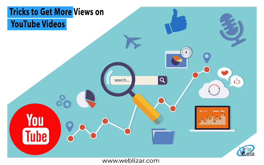 Tricks to Get More Views on YouTube Videos