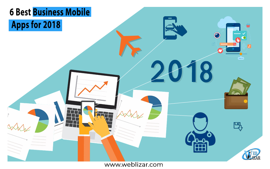 6 Best Business Mobile Apps for 2018