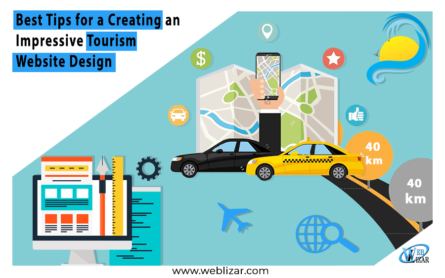 Best Tips for a Creating an Impressive Tourism Website Design