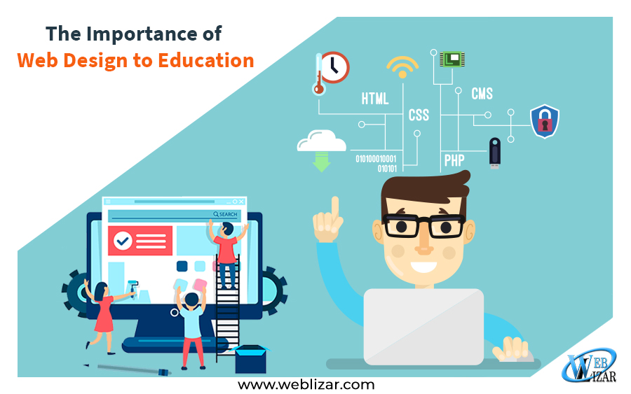 The Importance of Web Design to Education