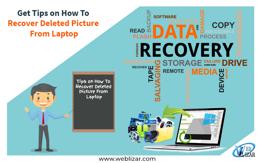 How To Recover Deleted Picture From Laptop