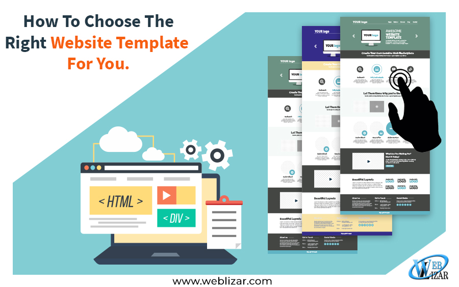 How To Choose The Right Website Template For You