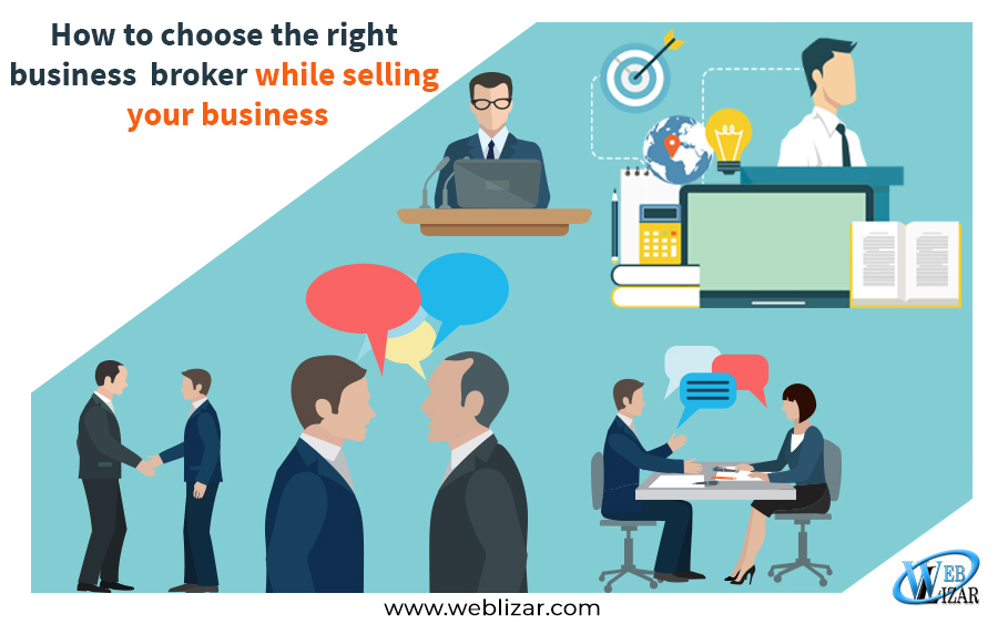 How to choose the right business broker while selling your business