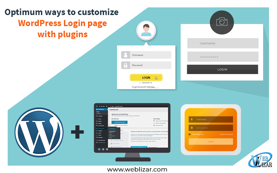 Optimum ways to customize WordPress Login page with plugins