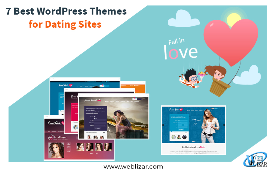 7 Best WordPress Themes for Dating Sites