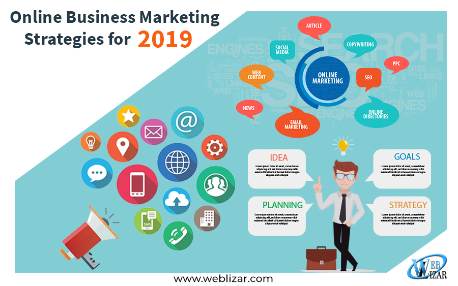 Online Business Marketing Strategies for 2019