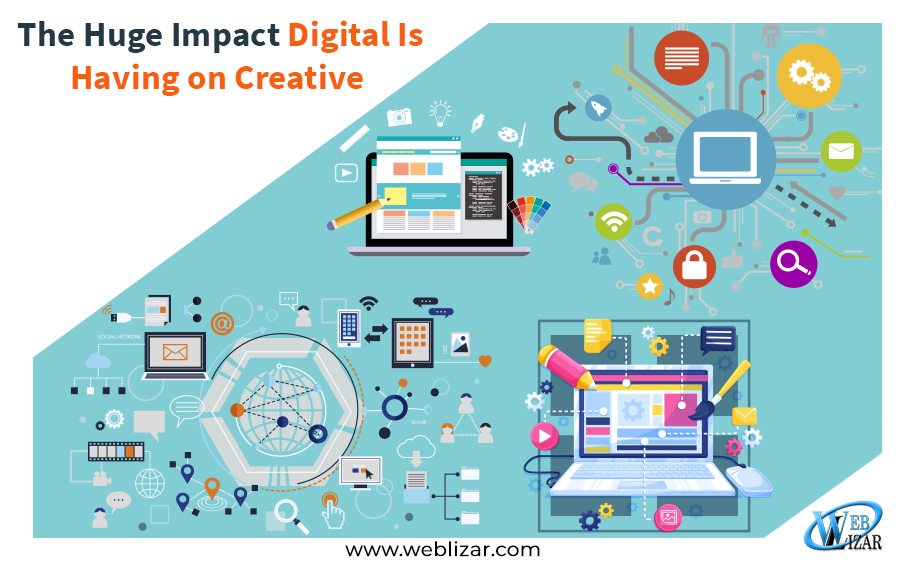 The Huge Impact Digital Is Having on Creative