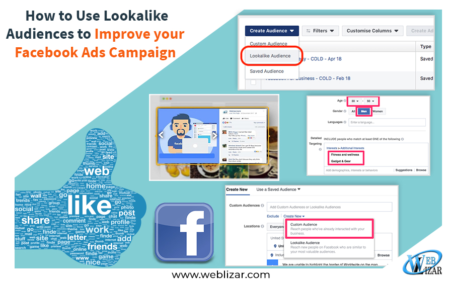 How to Use Lookalike Audiences to Improve your Facebook Ads Campaign