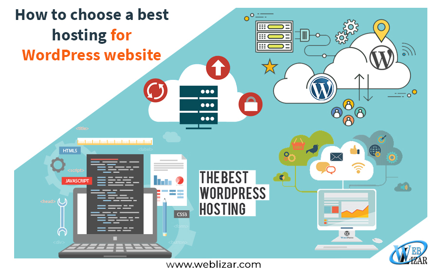 How to choose a best hosting for WordPress website