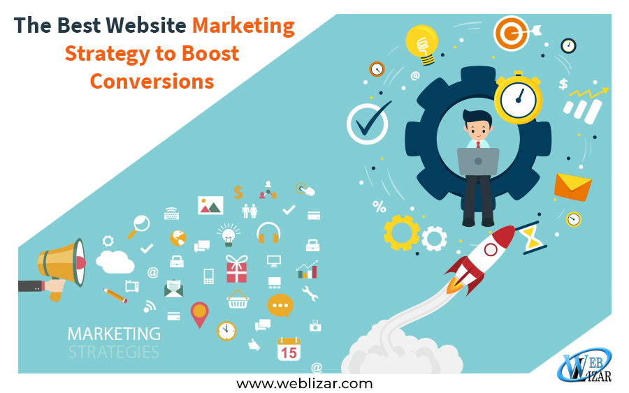 The Best Website Marketing Strategy to Boost Conversions