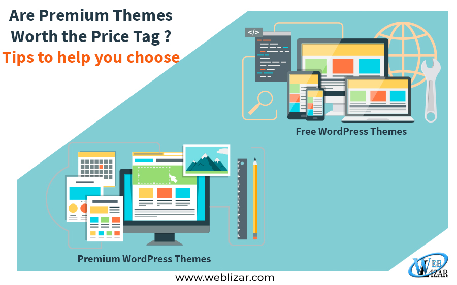 Are Premium Themes Worth the Price Tag?