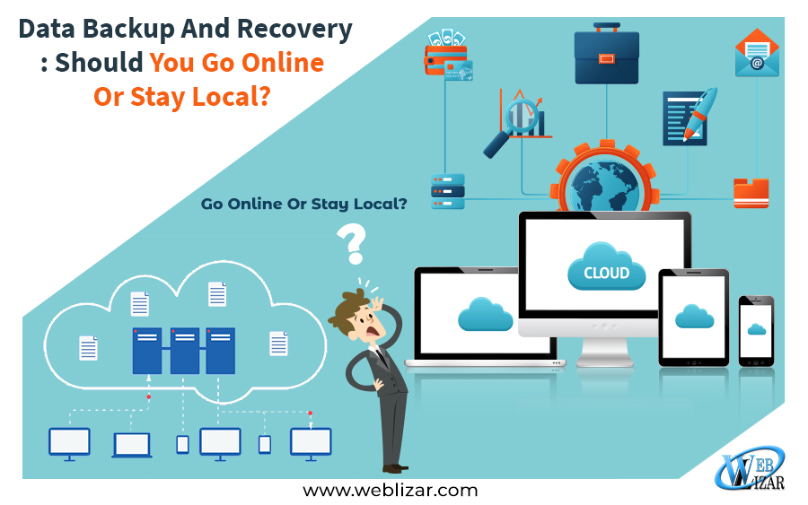 Data Backup And Recovery: Should You Go Online Or Stay Local?
