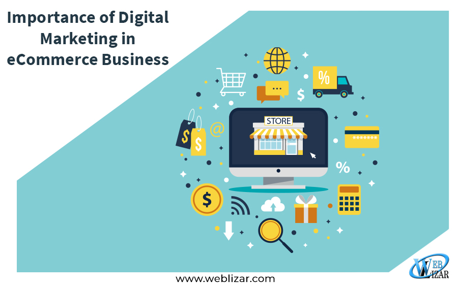 Importance of Digital Marketing in eCommerce  Business