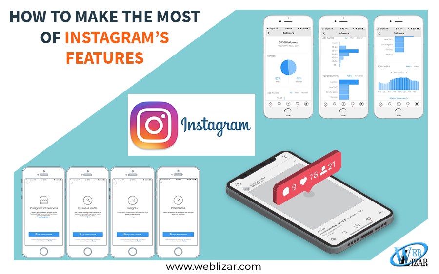 HOW TO MAKE THE MOST OF INSTAGRAM'S FEATURES
