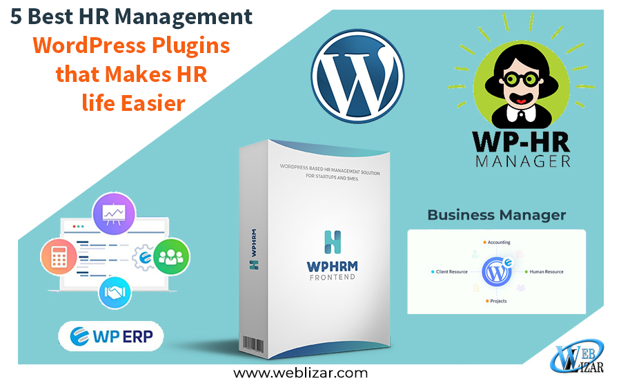 5 Best HR Management WordPress Plugins that Makes HR life Easier