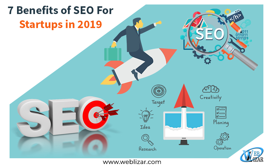 7 Benefits of SEO For Startups in 2019