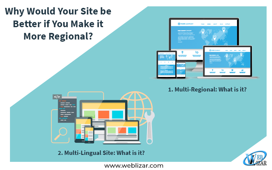 Why Would Your Site be Better if You Make it More Regional?